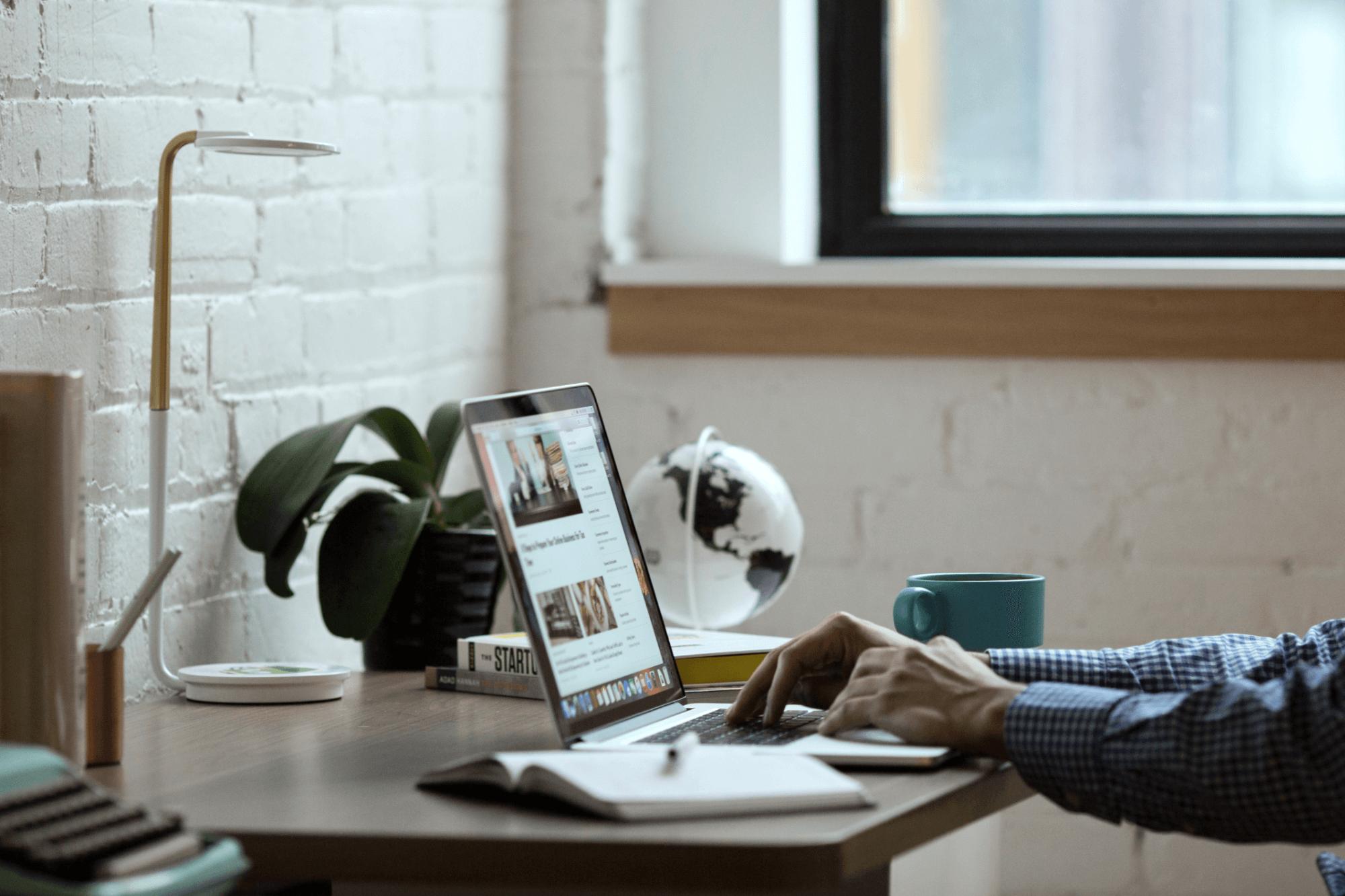 Home office: dicas para trabalhar em casa