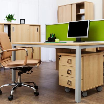 5 dicas para escolher os armários do escritório